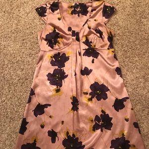 Daisy Fuentes floral dress